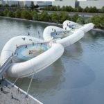 Podul gonflabil peste Sena și alte minciuni