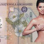 Bancnotele sunt la genul feminin