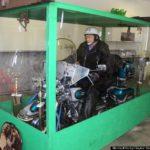 Cu Harley-Davidsonul pe moarte călcînd