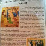 Manual de religie de clasa a doua: icoanele te apără de cutremure