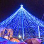 10 aspecte pozitive ale iluminatului festiv din Cluj