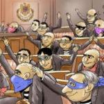 S-a decis: Famiglia e formată doar din politicieni cărora li s-au grațiat faptele de corupție