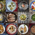 Evoluția pozelor cu mâncare, de la peșteri la Pinterest