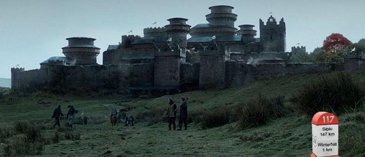 Westeros e pământ românesc