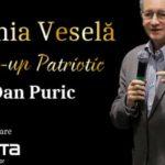 Stand-up-ul patriotic al lui Dan Puric e cea mai recentă formă de trolling