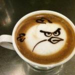 Un cappuccino și o murătură