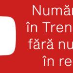 Ce mai e TRENDING pe Youtube-ul românesc